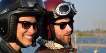 couple bikers india