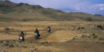 motorbike tour mongolia