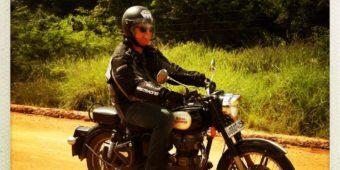 sri lanka en moto