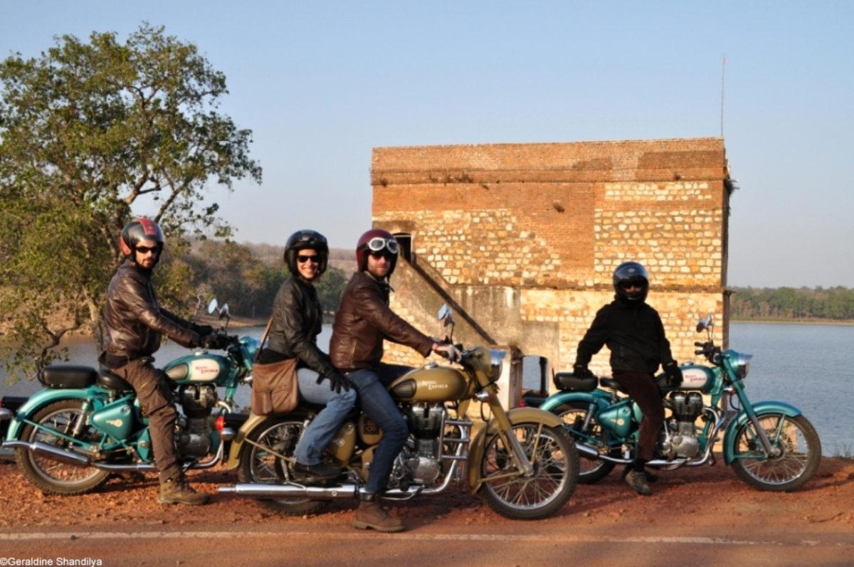 motorcycle tours madhya pradesh vintage rides. Black Bedroom Furniture Sets. Home Design Ideas