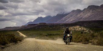 raid moto afrique sud