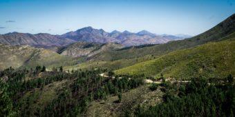 route moto afrique
