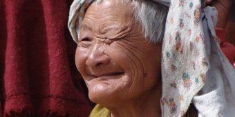 femme bhoutan