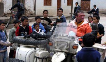 Hubert Kriegel, 10 ans de road trip autour du monde