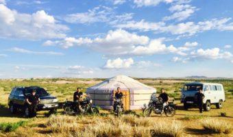 En direct des steppes mongoles, Morgan nous raconte
