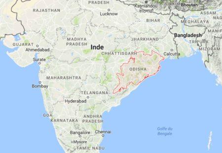 Cette région mystérieuse que vous connaissiez peut-être sous le nom d'Orissa a changé de nom officiellement en 2011 pour se rebaptiser Odisha. Mais au fait c'est où l'Odisha? C'est un état situé sur la côte Est de l'Inde, entre Calcutta et Chennai, à peu près à la même latitude que Mumbai et la région du Maharastra.