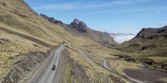 road trip moto perou