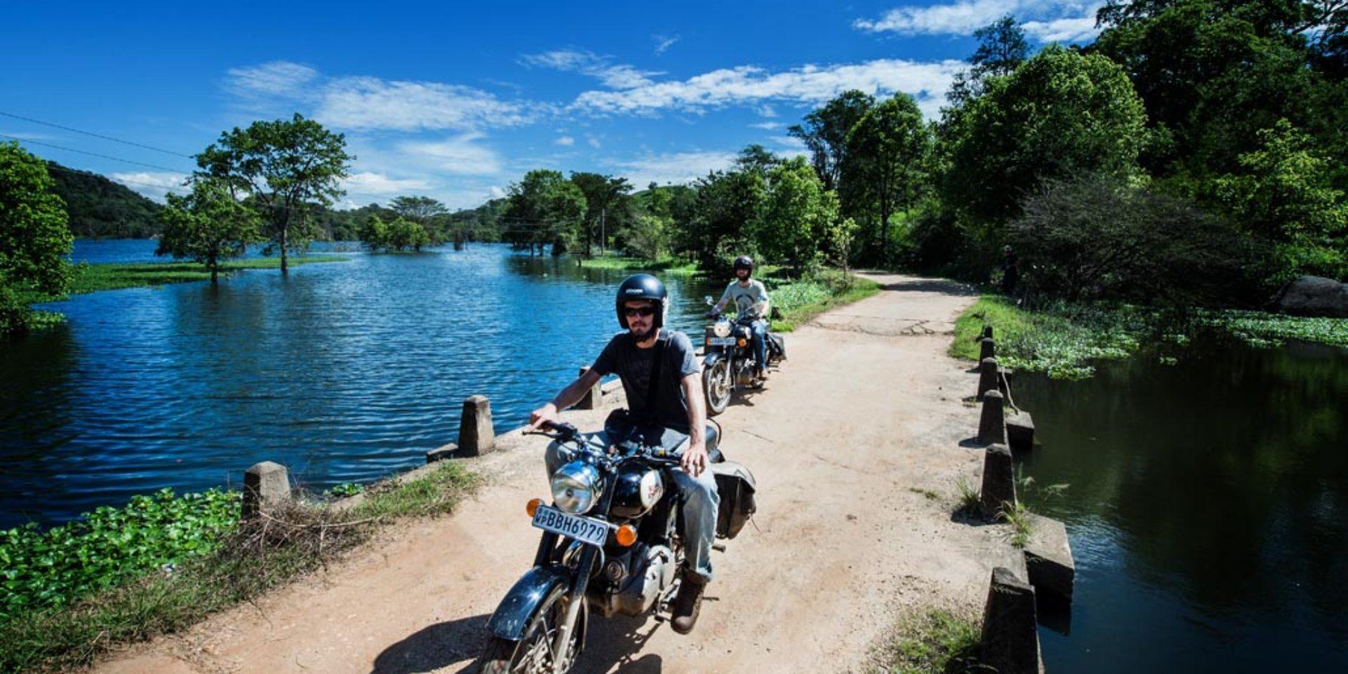 Voyage moto Sri Lanka