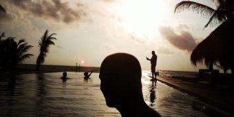 sri lanka piscine hotel de luxe resort