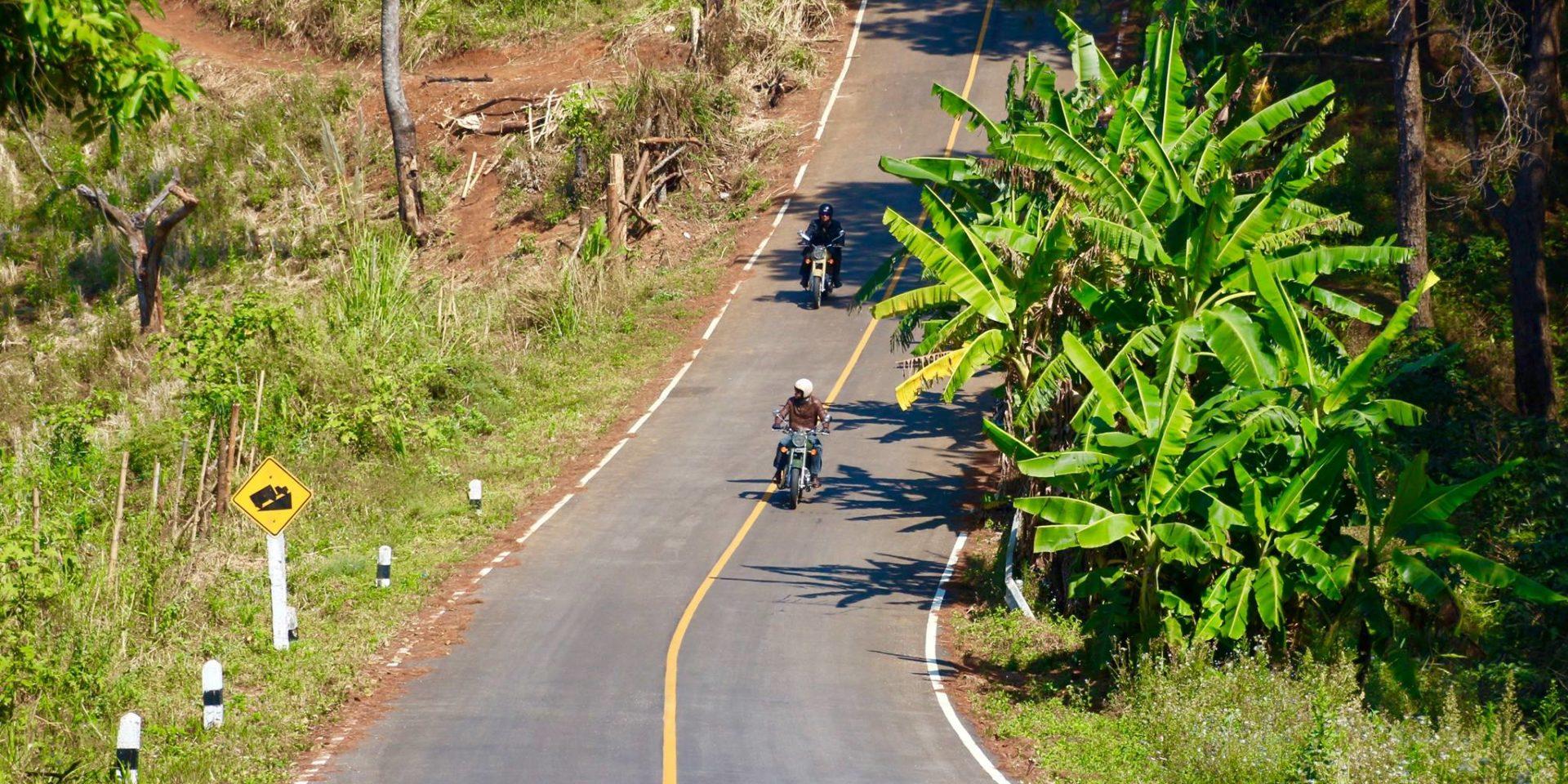 Voyage moto Thaïlande